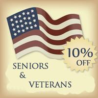 Military Veteran Discount